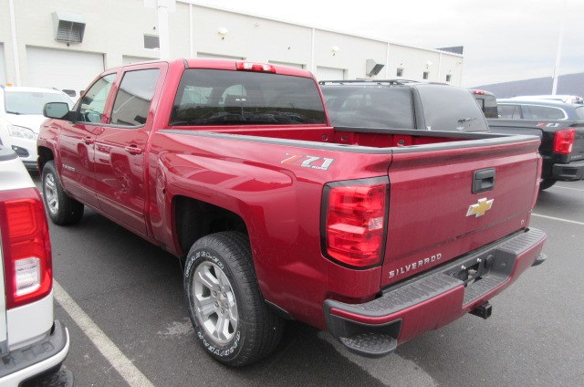 2018 Silverado 1500 Crew Cab 4x4,  Pickup #B14794 - photo 2