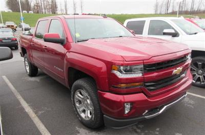 2018 Silverado 1500 Crew Cab 4x4,  Pickup #B14794 - photo 3