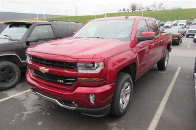 2018 Silverado 1500 Crew Cab 4x4,  Pickup #B14794 - photo 1