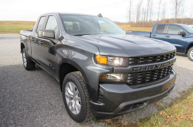 2019 Silverado 1500 Double Cab 4x4,  Pickup #B14891 - photo 3