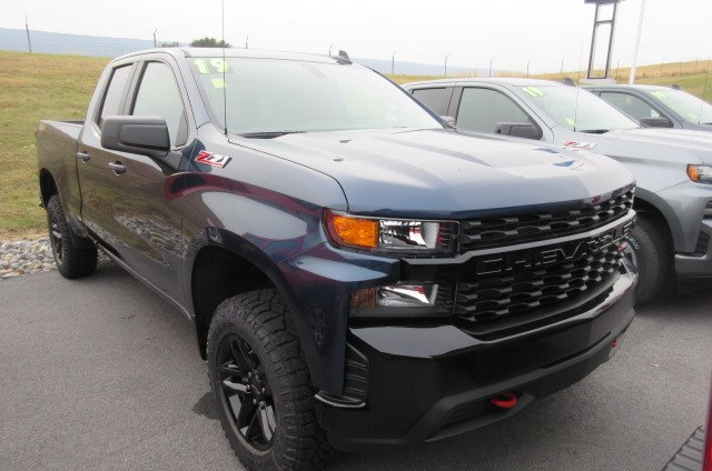 2019 Silverado 1500 Double Cab 4x4,  Pickup #B14892 - photo 3