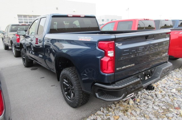 2019 Silverado 1500 Double Cab 4x4,  Pickup #B14892 - photo 2