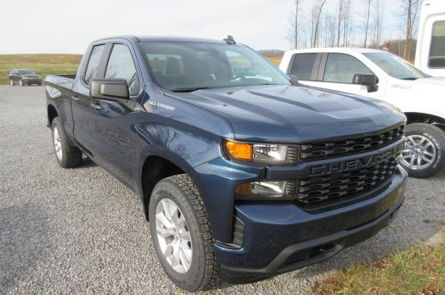 2019 Silverado 1500 Double Cab 4x4,  Pickup #B14894 - photo 3
