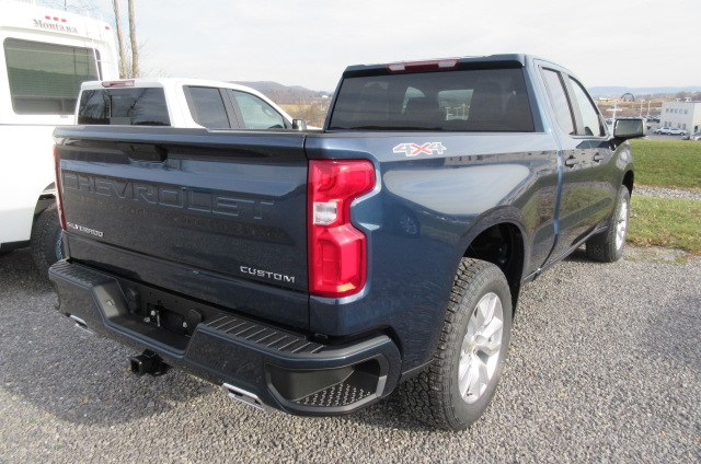 2019 Silverado 1500 Double Cab 4x4,  Pickup #B14894 - photo 9