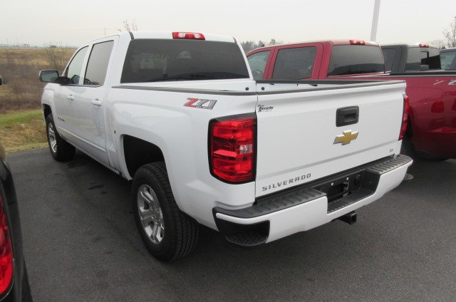 2018 Silverado 1500 Crew Cab 4x4,  Pickup #B14915 - photo 2