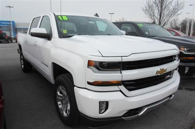 2018 Silverado 1500 Crew Cab 4x4,  Pickup #B14915 - photo 3
