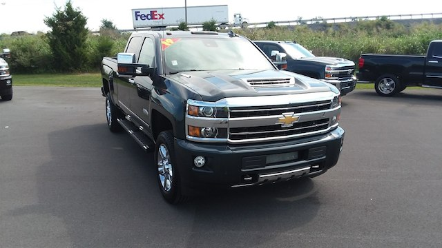2019 Silverado 2500 Crew Cab 4x4,  Pickup #B14938 - photo 3