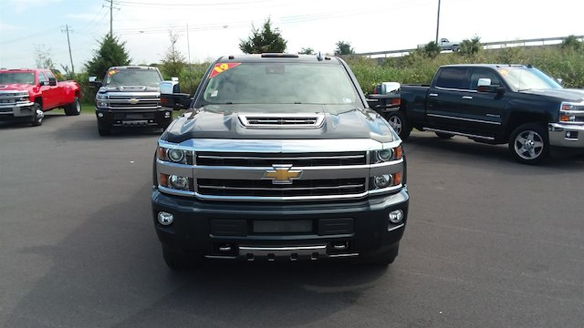 2019 Silverado 2500 Crew Cab 4x4,  Pickup #B14938 - photo 5
