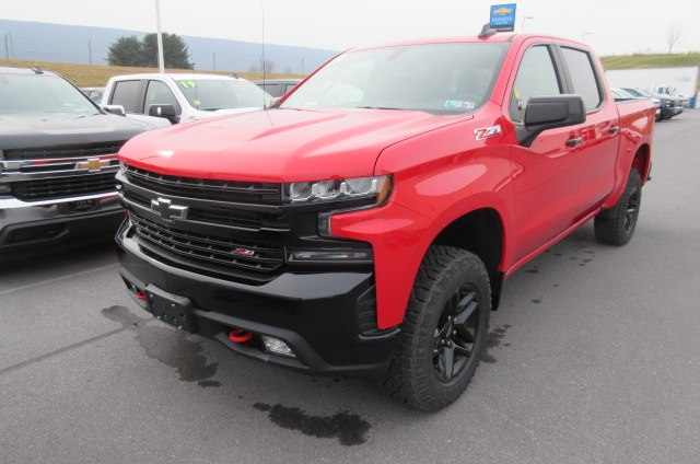2019 Silverado 1500 Crew Cab 4x4,  Pickup #B14942 - photo 1