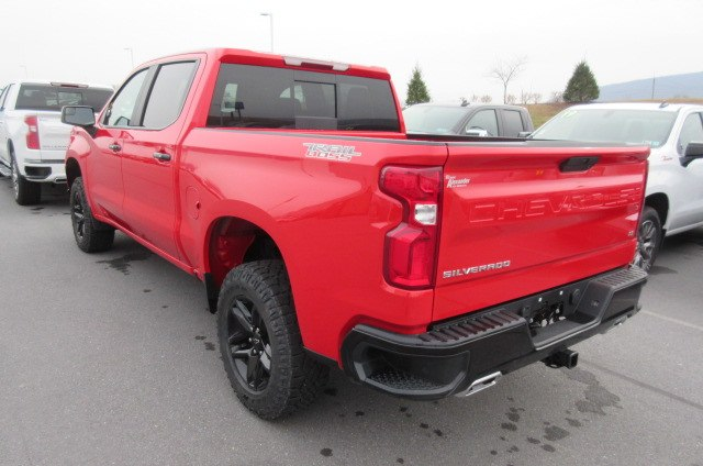 2019 Silverado 1500 Crew Cab 4x4,  Pickup #B14942 - photo 2