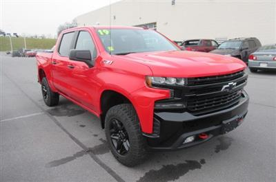 2019 Silverado 1500 Crew Cab 4x4,  Pickup #B14942 - photo 3