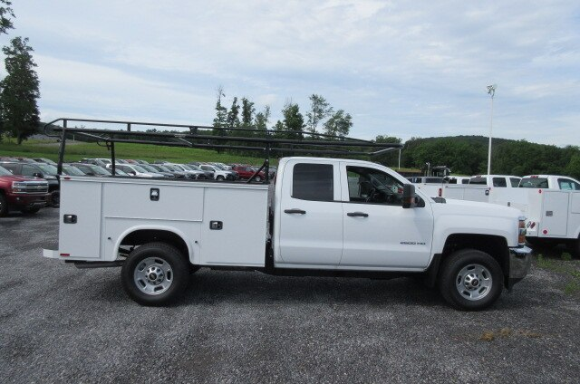 2019 Silverado 2500 Double Cab 4x4,  Knapheide Standard Service Body #B15312 - photo 11