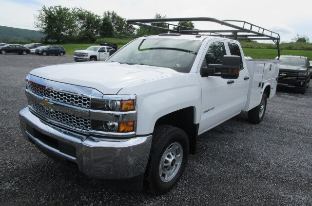 2019 Silverado 2500 Double Cab 4x4,  Knapheide Standard Service Body #B15312 - photo 5