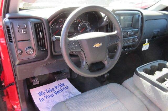 2019 Silverado 2500 Double Cab 4x4,  Warner Select Pro Service Body #B15331 - photo 16