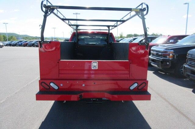 2019 Silverado 2500 Double Cab 4x4,  Warner Select Pro Service Body #B15331 - photo 9
