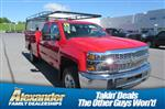 2019 Silverado 2500 Double Cab 4x4,  Warner Service Body #B15331 - photo 1