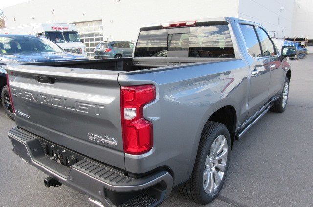2019 Silverado 1500 Crew Cab 4x4,  Pickup #B15423 - photo 1
