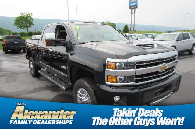 2019 Silverado 3500 Crew Cab 4x4,  Pickup #B15442 - photo 1