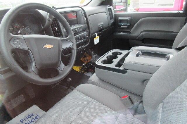 2019 Silverado 3500 Regular Cab DRW 4x4,  Warner Select Pro Service Body #B15471 - photo 14