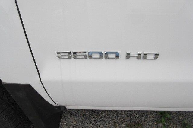 2019 Silverado 3500 Regular Cab DRW 4x4,  Warner Select Pro Service Body #B15471 - photo 7