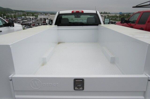 2019 Silverado 3500 Regular Cab DRW 4x4,  Warner Select Pro Service Body #B15471 - photo 10