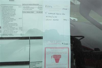 2019 Silverado 3500 Regular Cab DRW 4x4,  Warner Select Pro Service Body #B15471 - photo 16