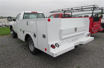2019 Silverado 3500 Regular Cab DRW 4x4,  Warner Select Pro Service Body #B15471 - photo 8