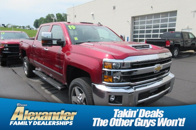 2019 Silverado 2500 Crew Cab 4x4,  Pickup #B15732 - photo 1