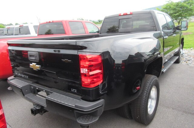 2019 Silverado 3500 Crew Cab 4x4,  Pickup #B15739 - photo 1