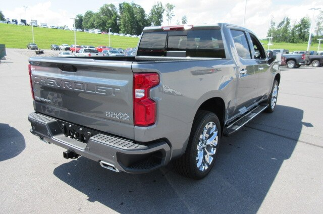 2019 Silverado 1500 Crew Cab 4x4,  Pickup #B15816 - photo 1