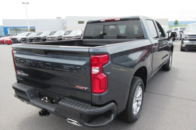 2019 Silverado 1500 Crew Cab 4x4,  Pickup #B15834 - photo 1