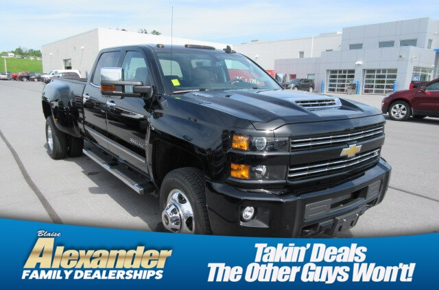 2019 Silverado 3500 Crew Cab 4x4,  Pickup #B15837 - photo 1