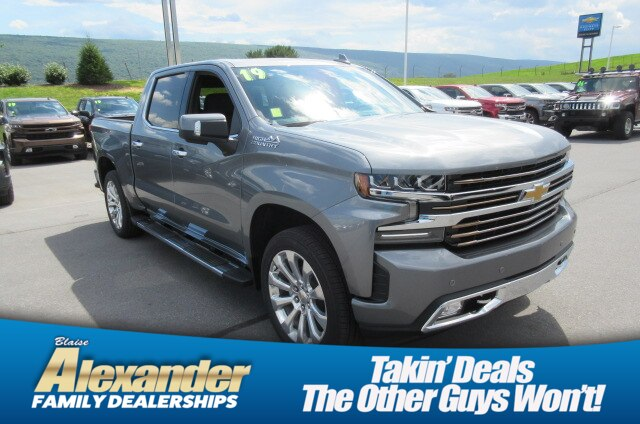 2019 Silverado 1500 Crew Cab 4x4,  Pickup #B15896 - photo 1