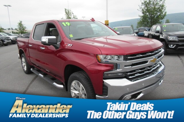 2019 Silverado 1500 Crew Cab 4x4,  Pickup #B15994 - photo 1