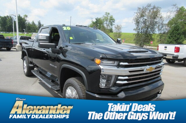 2020 Silverado 3500 Crew Cab 4x4,  Pickup #B16057 - photo 1