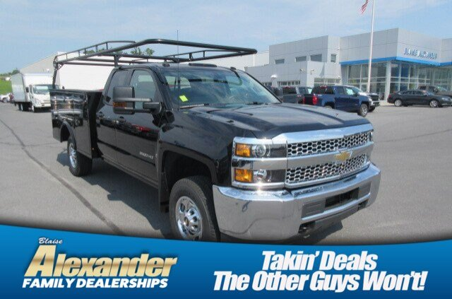 2019 Silverado 2500 Double Cab 4x4,  Knapheide Service Body #B16068 - photo 1