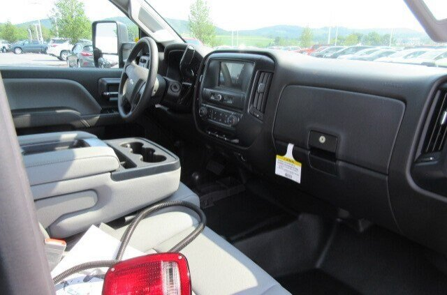 2019 Silverado 2500 Double Cab 4x4, Knapheide Aluminum Service Body #B16068 - photo 16