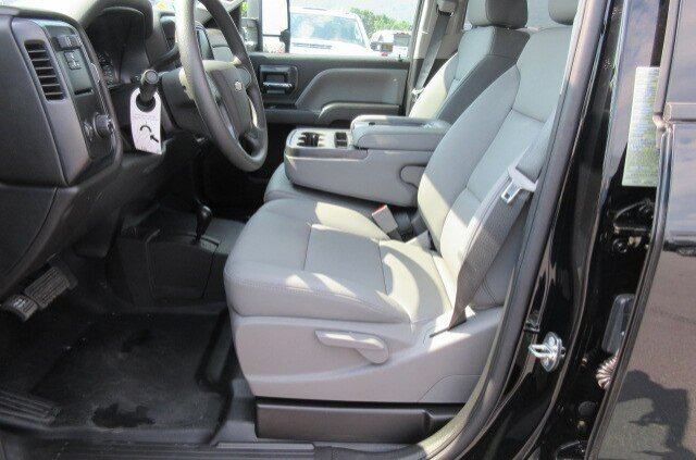 2019 Silverado 2500 Double Cab 4x4, Knapheide Aluminum Service Body #B16068 - photo 21