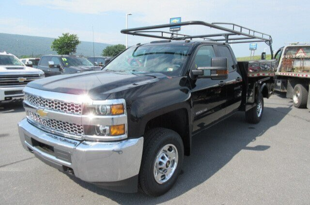 2019 Silverado 2500 Double Cab 4x4, Knapheide Aluminum Service Body #B16068 - photo 4