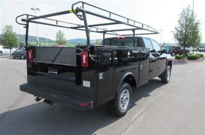 2019 Silverado 2500 Double Cab 4x4, Knapheide Aluminum Service Body #B16068 - photo 2