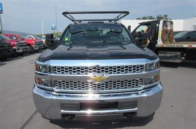 2019 Silverado 2500 Double Cab 4x4, Knapheide Aluminum Service Body #B16068 - photo 3