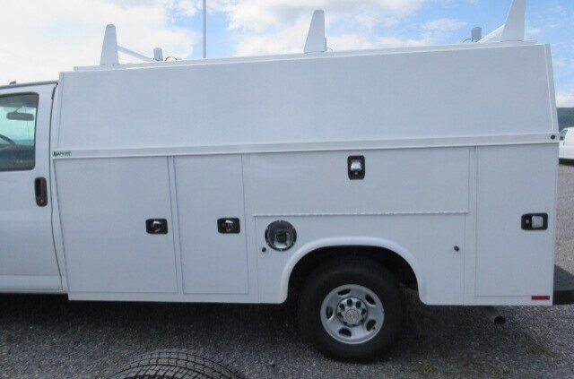 2019 Express 3500 4x2,  Knapheide KUV Service Utility Van #B16069 - photo 5