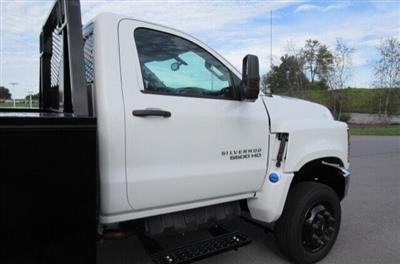 2019 Silverado 5500 Regular Cab DRW 4x4, Knapheide PGND Gooseneck Platform Body #B16087 - photo 13