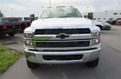 2019 Silverado 5500 Regular Cab DRW 4x4, Knapheide PGND Gooseneck Platform Body #B16087 - photo 3