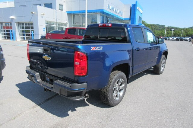2019 Colorado Crew Cab 4x4,  Pickup #B16125 - photo 1