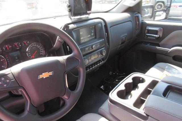 2019 Silverado Medium Duty Regular Cab DRW 4x4,  Crysteel E-Tipper Dump Body #B16199 - photo 26