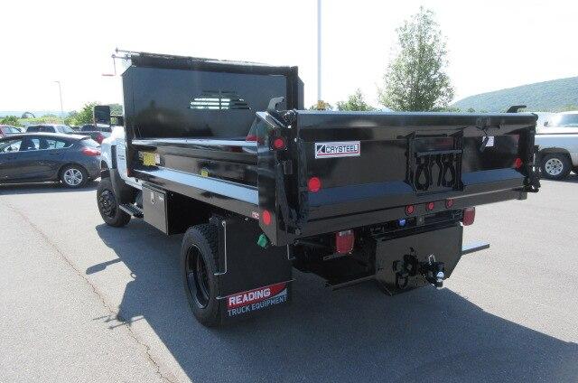 2019 Silverado Medium Duty Regular Cab DRW 4x4,  Crysteel E-Tipper Dump Body #B16199 - photo 7