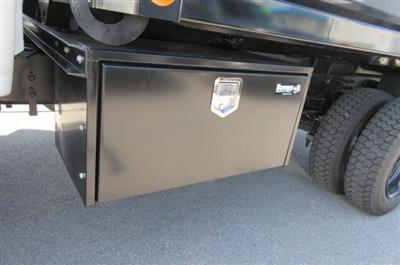 2019 Silverado Medium Duty Regular Cab DRW 4x4,  Crysteel E-Tipper Dump Body #B16199 - photo 5