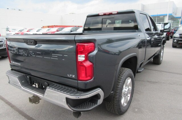 2020 Silverado 3500 Crew Cab 4x4,  Pickup #B16234 - photo 1
