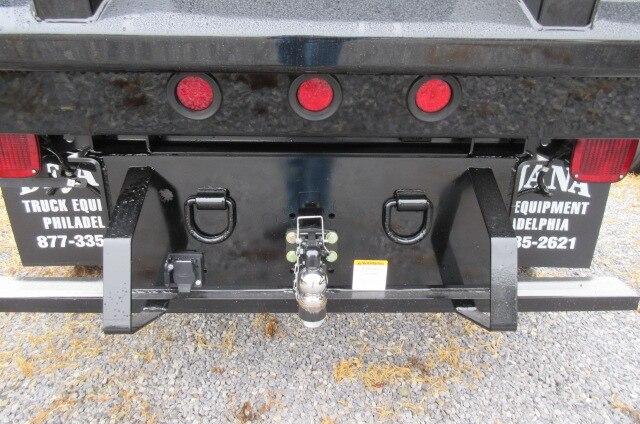 2019 Silverado Medium Duty Regular Cab DRW 4x4,  Rugby Eliminator LP Steel Dump Body #B16307 - photo 11